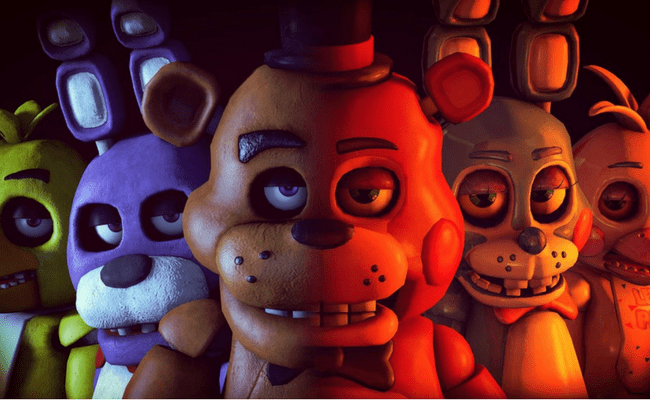 A 'Five Nights at Freddy's' VR Game Has Been Rated For PSVR