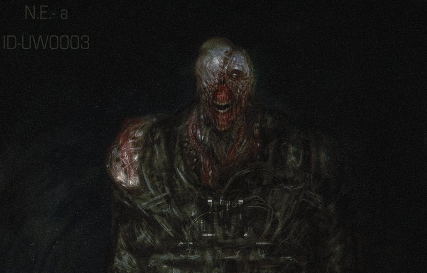 Fan Art Imagines A Terrifying New Take On Nemesis For That
