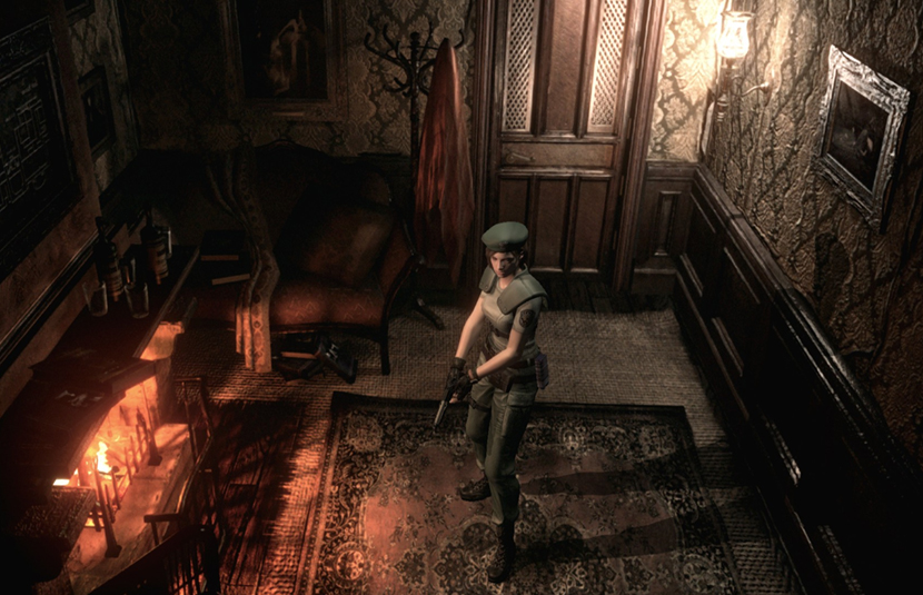 Modder Enhances The Original 'Resident Evil' HD Remake