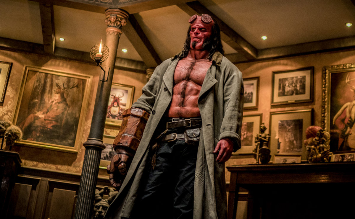 New Shots of 'Hellboy' and Milla Jovovich's Nimue the Blood Queen! - Bloody Disgusting