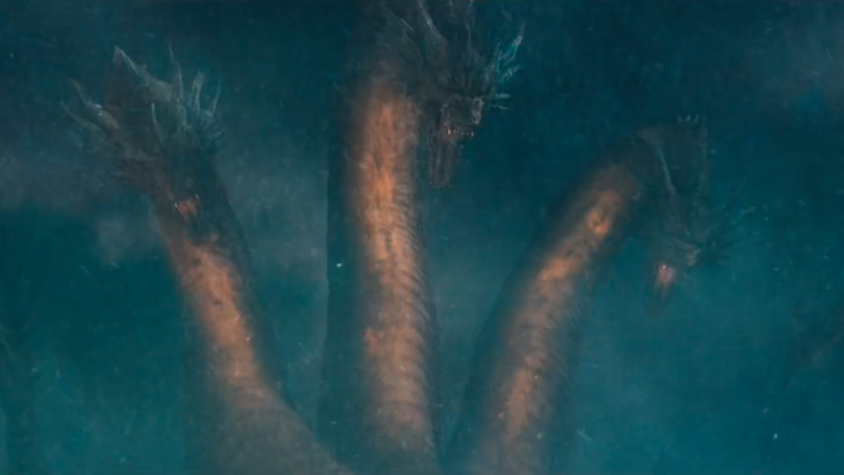 Godzilla' TV Spot Opens Pandora's Box and Lets the Monsters