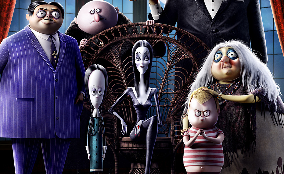 Reunite With The Addams Family On Official Poster For This Halloween S Animated Film Bloody Disgusting