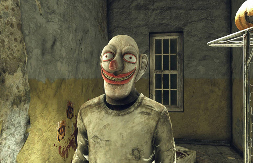First Seasonal Event For 'Fallout 76' Brings Creepy Masks