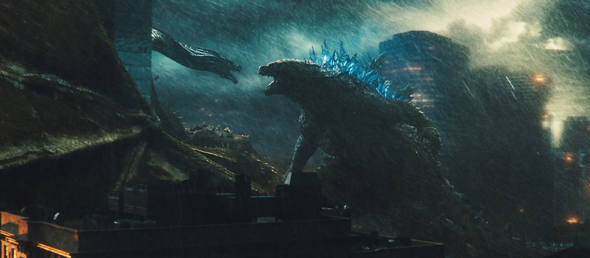 Putting the 'God' Back in 'Godzilla': Our Visit to the Set of 'King of the Monsters' - Bloody Disgusting