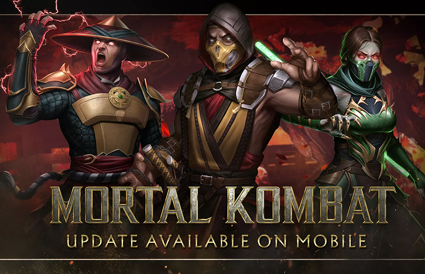 Mortal Kombat X Mobile' Receives 2 0 Update - Bloody Disgusting