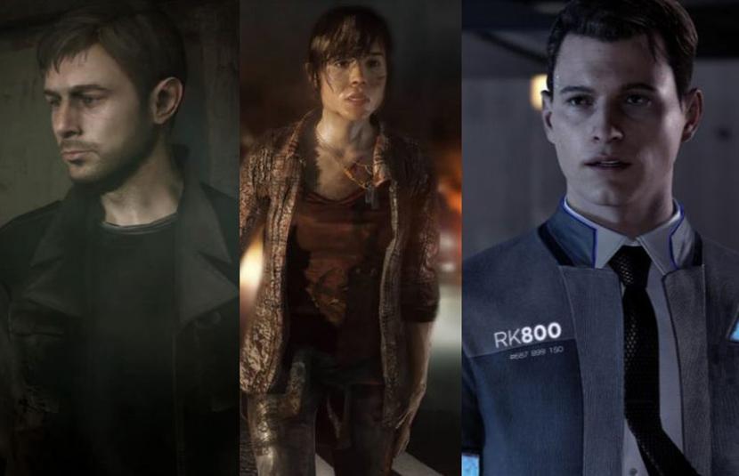 Quantic Dream Bringing 'Heavy Rain', 'Beyond: Two Souls ...