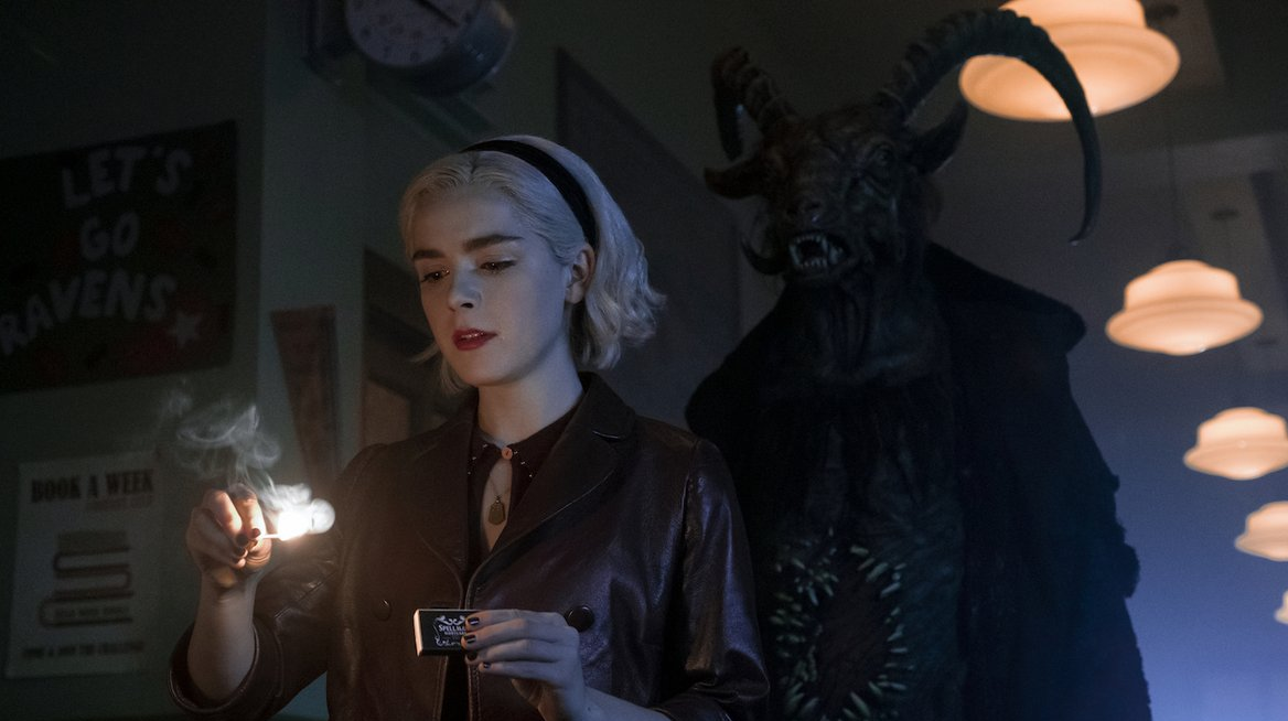 Ghost Adventures New Season 2020.Third Season Of Chilling Adventures Of Sabrina Coming To