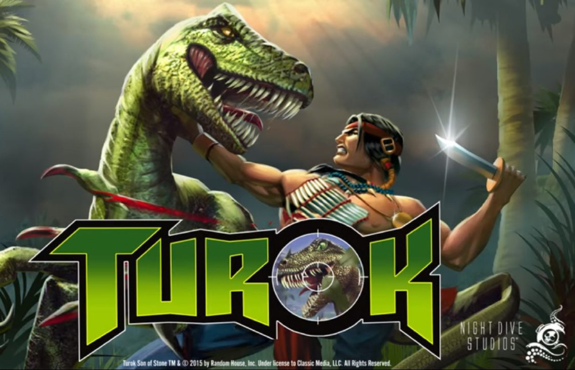 Remastered Versions of 'Turok' And 'Turok 2: Seeds of Evil