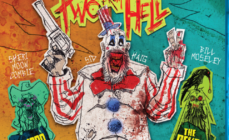 Umbrella Entertainment Releasing Two From Hell Rob Zombie Double