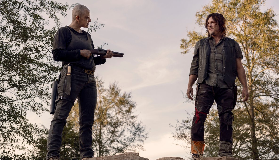 The Walking Dead Just Killed These 10 Characters In One