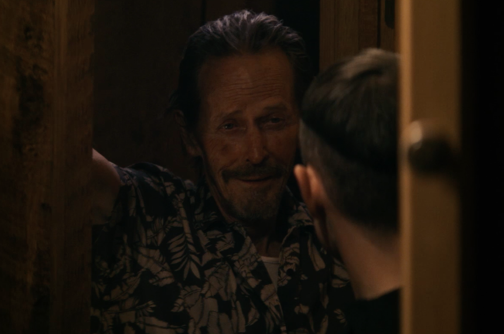 Come to Daddy' Clip: Stephen McHattie Tells Elijah Wood a F**ked ...