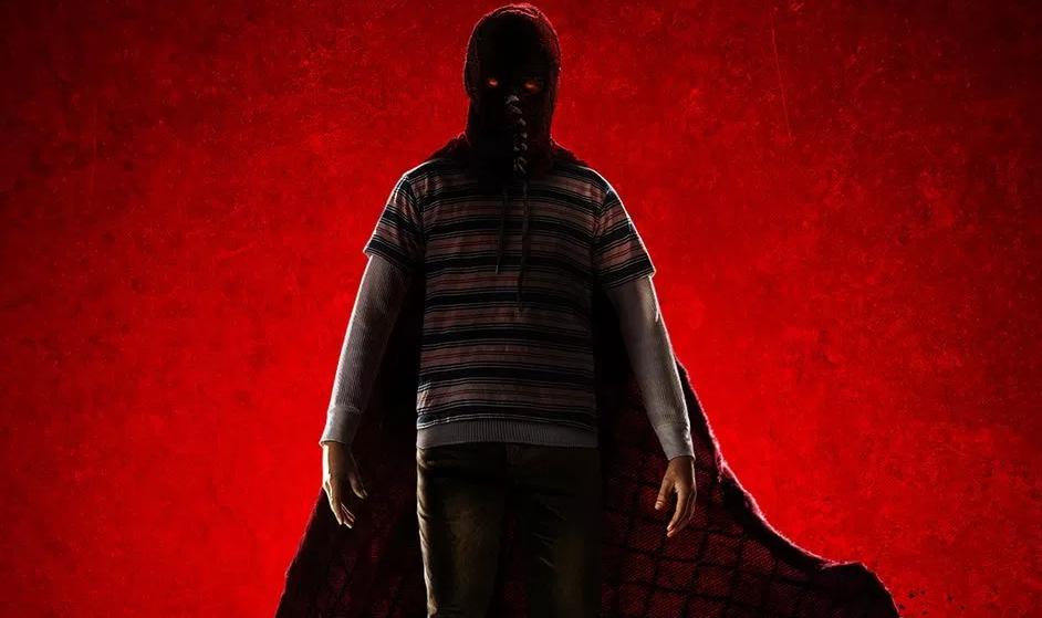 """2019 Movies Horror Poster: James Gunn-Produced Supervillain Film """"BrightBurn"""" Has"""