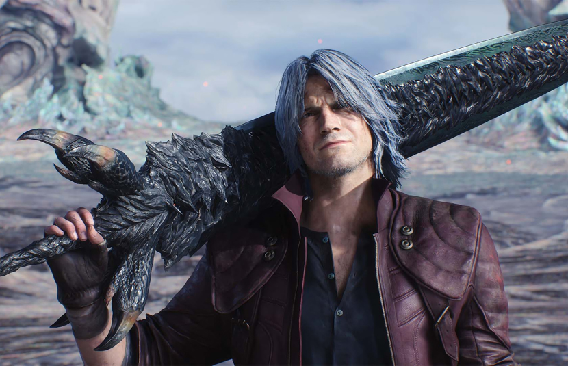 Rooster Teeth Recreates Real-Life Devil Sword From 'Devil May Cry 5' -  Bloody Disgusting