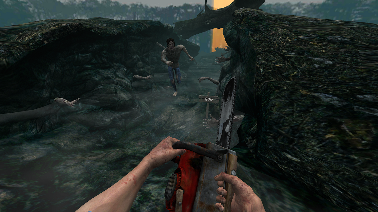 VR Game 'Evil Dead: Virtual Nightmare' Just Got an Android Port With