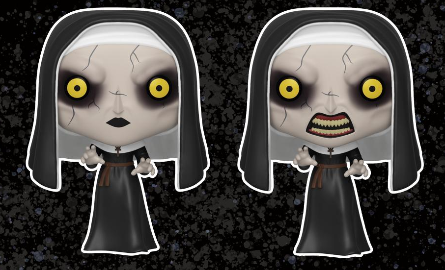 Valak The Demonic Nun Joins The Funko Pop Collection