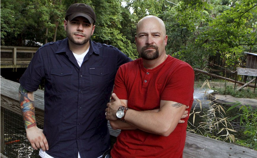 """Ghost Hunters"" Stars Reuniting for Brand New Travel Channel Series ""Ghost Nation"""