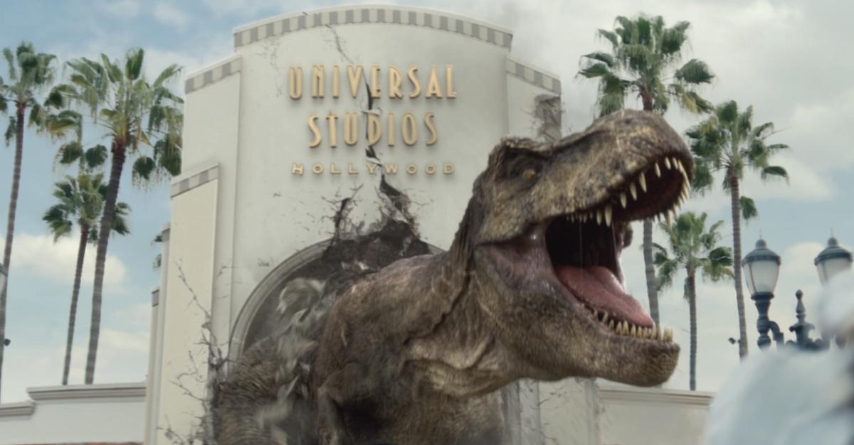 Trailer] Brand New 'Jurassic World: The Ride' Opening at Universal