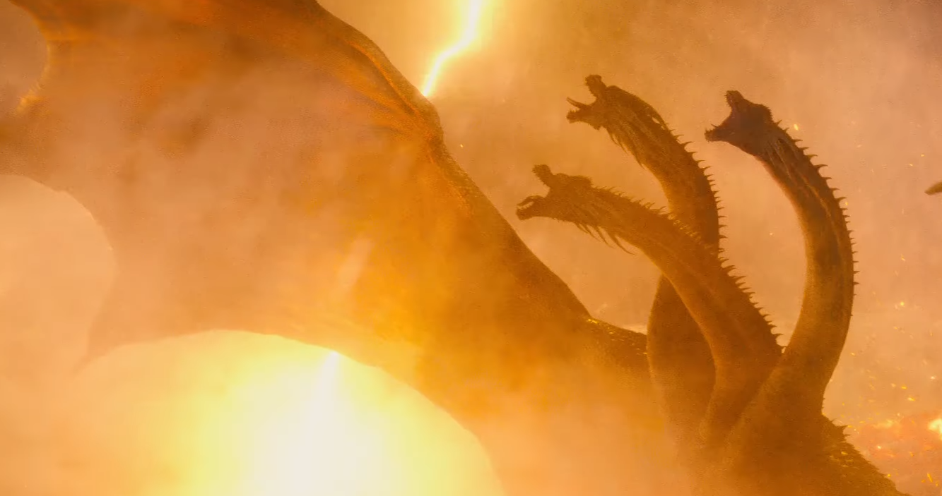 Stunning Final Trailer for 'Godzilla: King of the Monsters' Presents Godzilla as Humanity's Last Hope