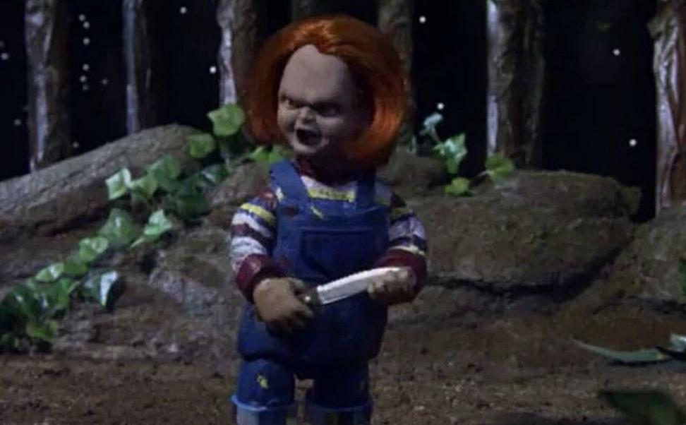 Video 14 Years Ago Mark Hamill Voiced Chucky For An