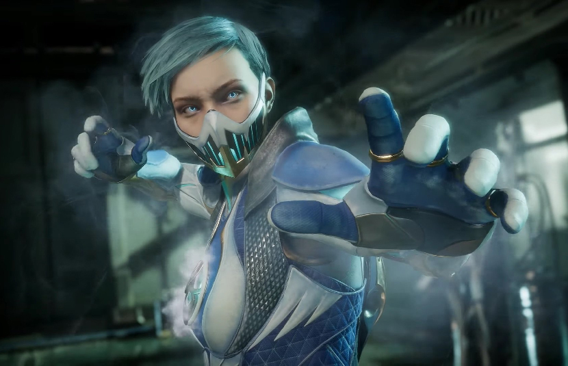 Final 'Mortal Kombat 11' Character Revealed In Frost