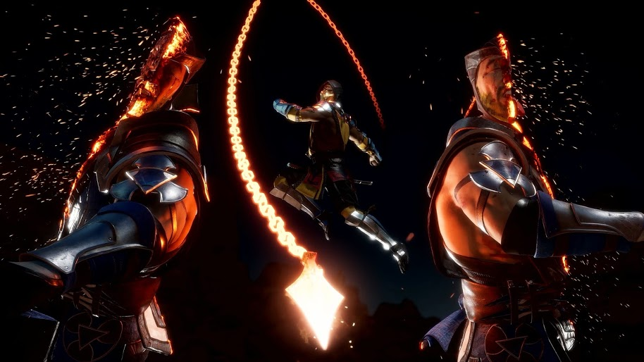 Review 39 mortal kombat 11 39 is a bloody great fighter with - Mortal kombat 11 wallpaper ...