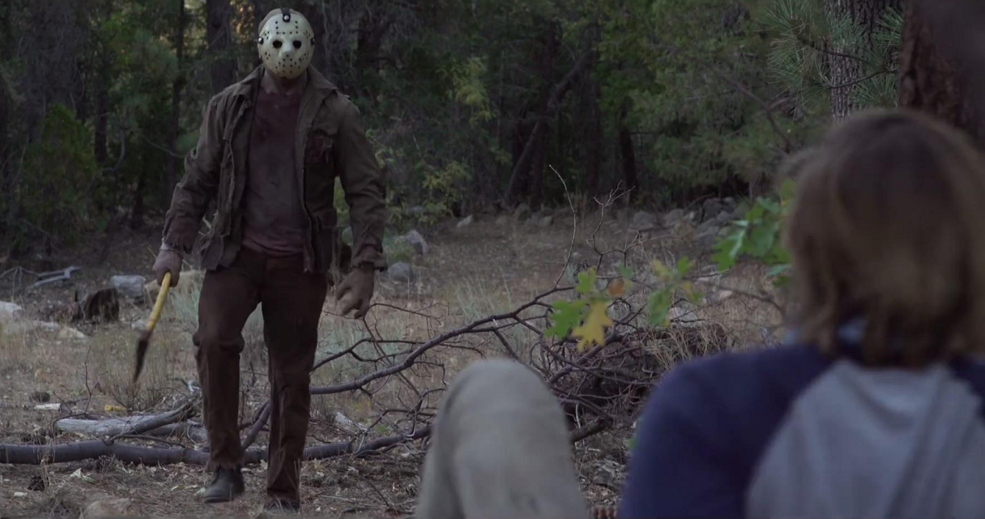 Interview] Director Details Planned Sequels to 'Friday the 13th' Fan Film 'Never  Hike Alone' - Bloody Disgusting