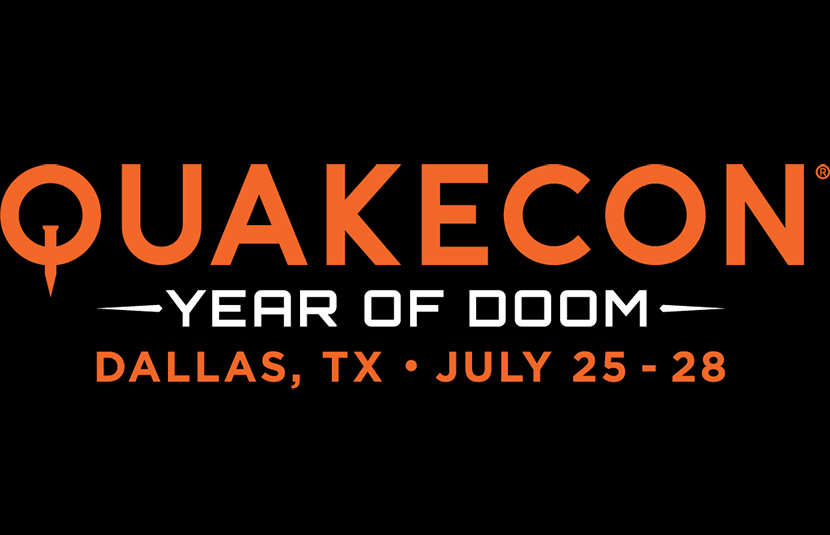 Image result for quakecon 2019 schedule