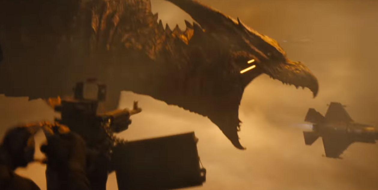 1f667ecb4d2 Meet the Monsters: Getting to Know Rodan Before He Returns in 'Godzilla:  King of the Monsters'
