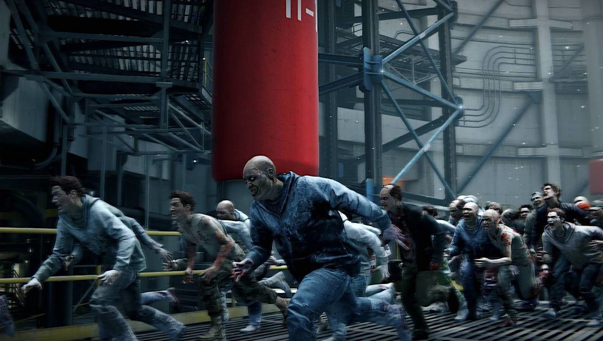 review world war    slight  entertaining apocalyptic shooter bloody disgusting