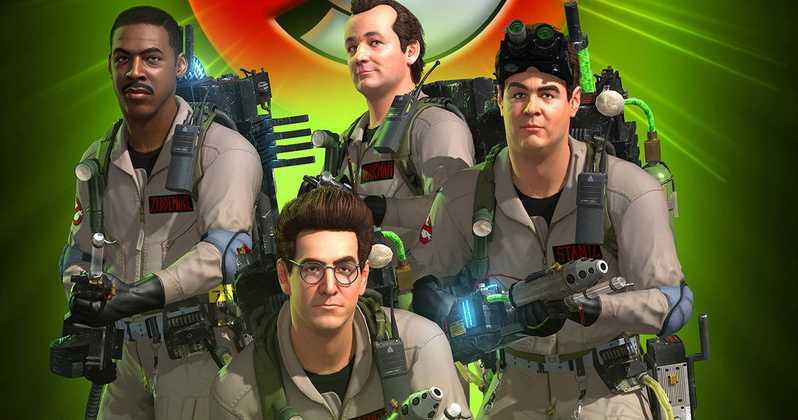 Resultado de imagen de Ghostbusters: The Video Game Remastered