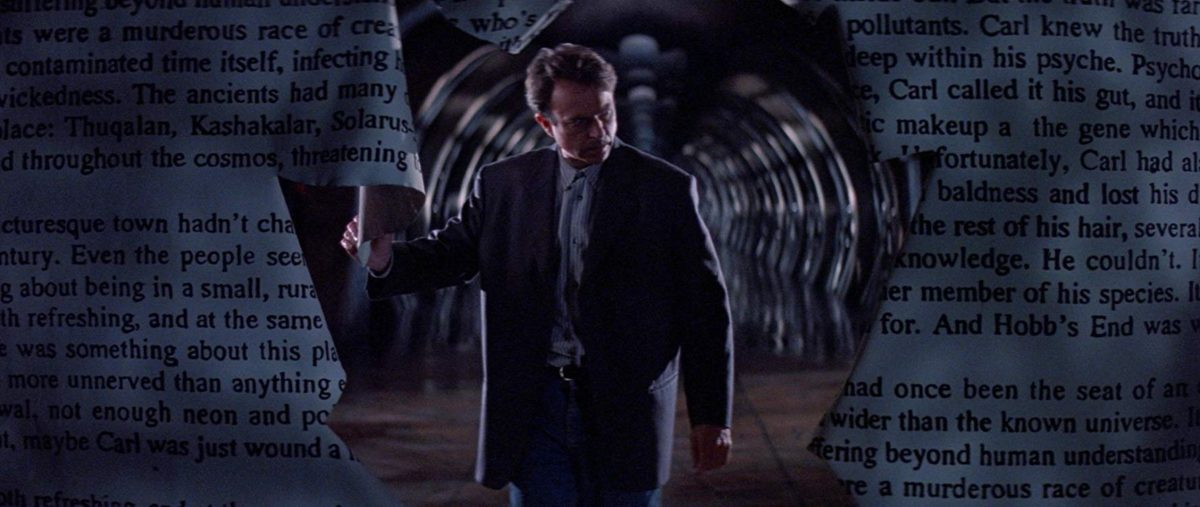 [Retrospective] John Carpenter's Overlooked Cosmic Apocalypse Picture, 'In the Mouth of Madness' Turns 25