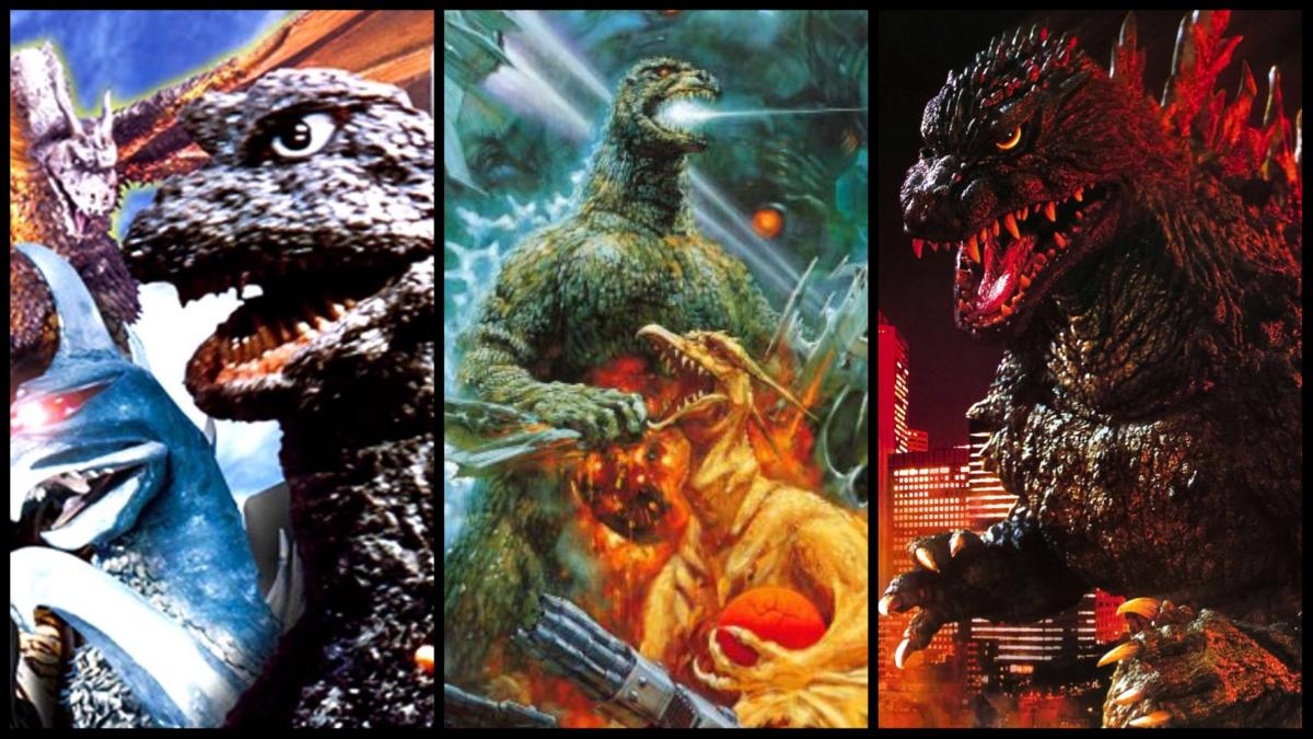 Tokyo in Ruins: Top 10 Toho 'Godzilla' Films! - Bloody