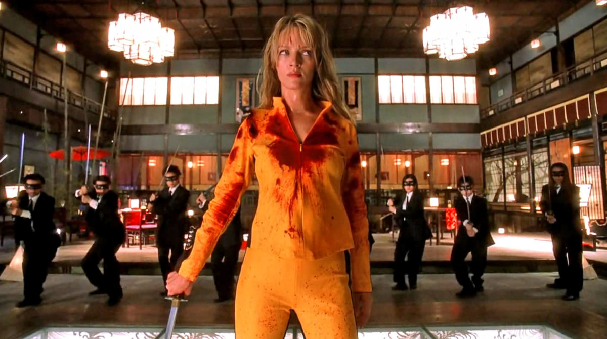Quentin Tarantino Dismissive About Revisiting Kill Bill