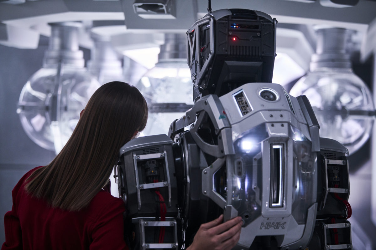 I Am Mother': Fall in Love with the Trailer for Netflix's Evil Robot