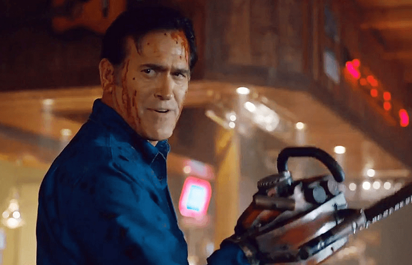 "He's Definitely Still Not Playing Ash, But Bruce Campbell Teases ""More Evil Dead"" Stories"