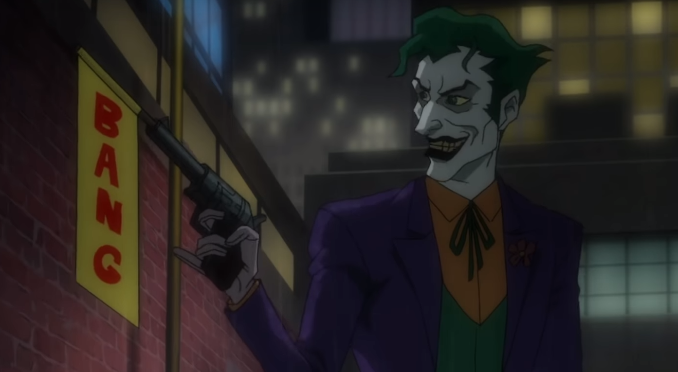 Trailer The Villains Come Out To Play In New Animated Film Batman Hush Bloody Disgusting
