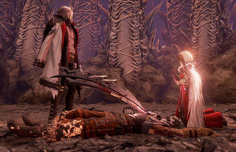 'Code Vein' Network Testing Sign-up For PS4, Xbox One Now Available
