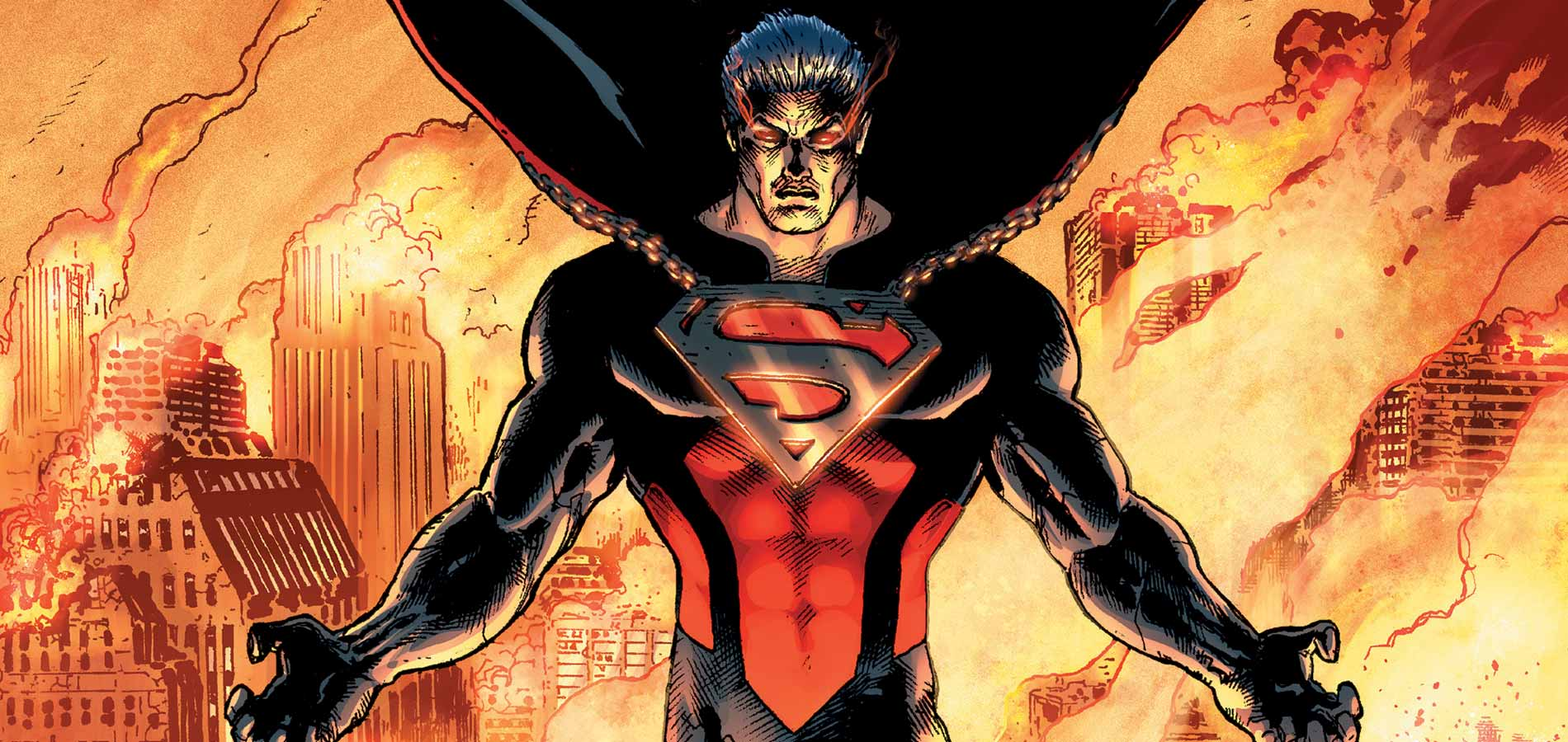Before 'Brightburn': Eight Times the Actual Superman Turned