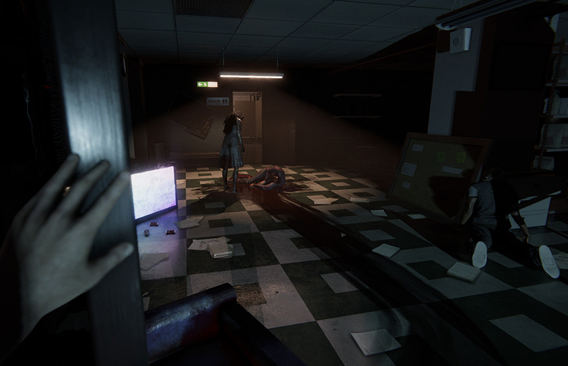 'Follia – Dear Father' Brings Survival Horror to Your University Campus