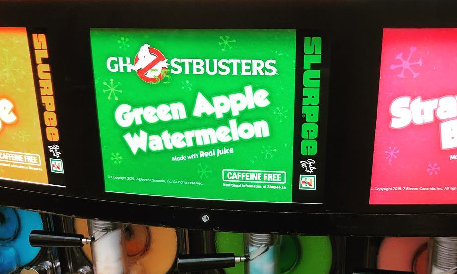 7-11 Now Serving Up 'Ghostbusters' Slurpees and Collector's