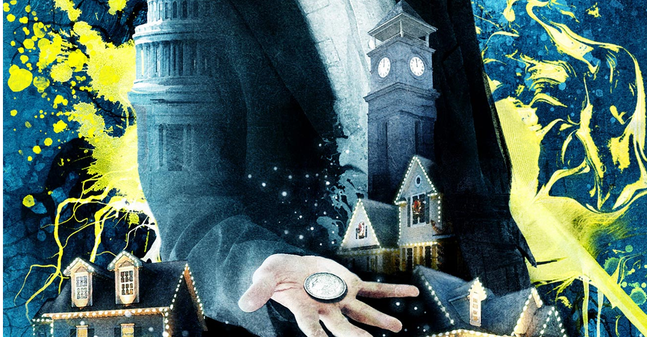 'Gwendy's Button Box,' Co-Written By Stephen King, Getting a Sequel With 'Gwendy's Magic Feather'