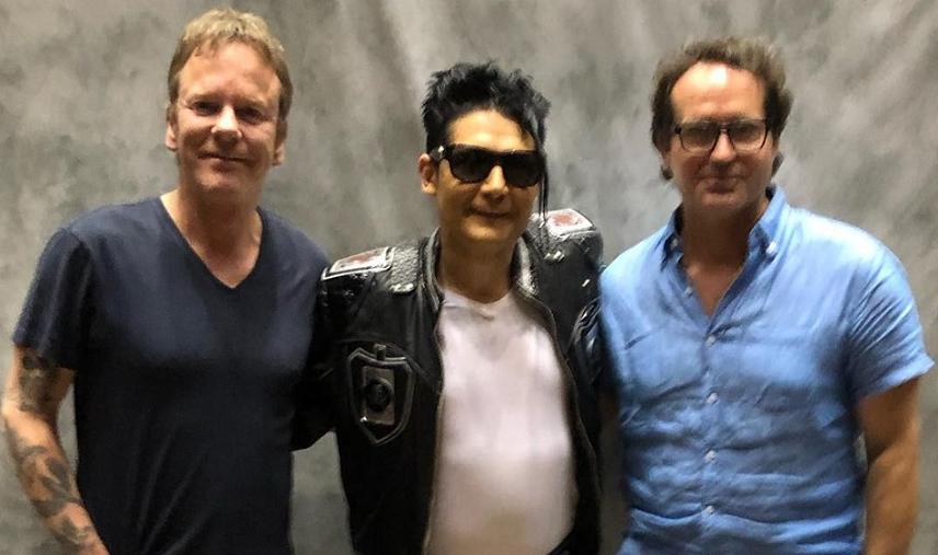[Image] Kiefer Sutherland, Corey Feldman and Jason Patric Just Had a 'Lost Boys' Reunion!