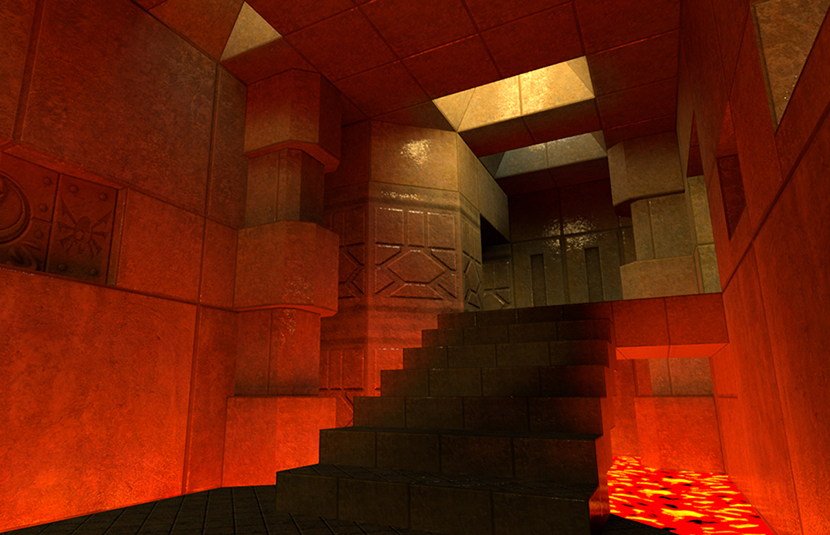 Nvidia Reveals 'Quake 2 RTX' to be Released June 6 - Bloody Disgusting