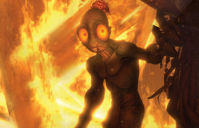 'Oddworld: Soulstorm' Gets New Teaser Trailer, Previews