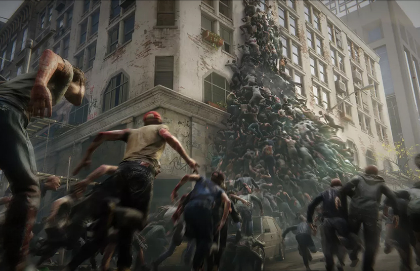 'World War Z' Approaches 2 Million Sales, New Accolades Trailer Released