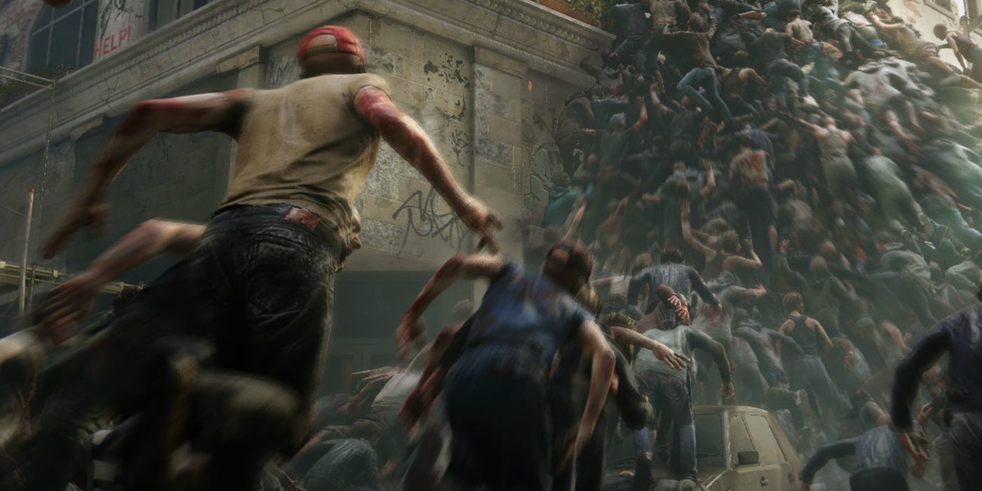 First Free DLC Update Coming to 'World War Z' in June; ... on