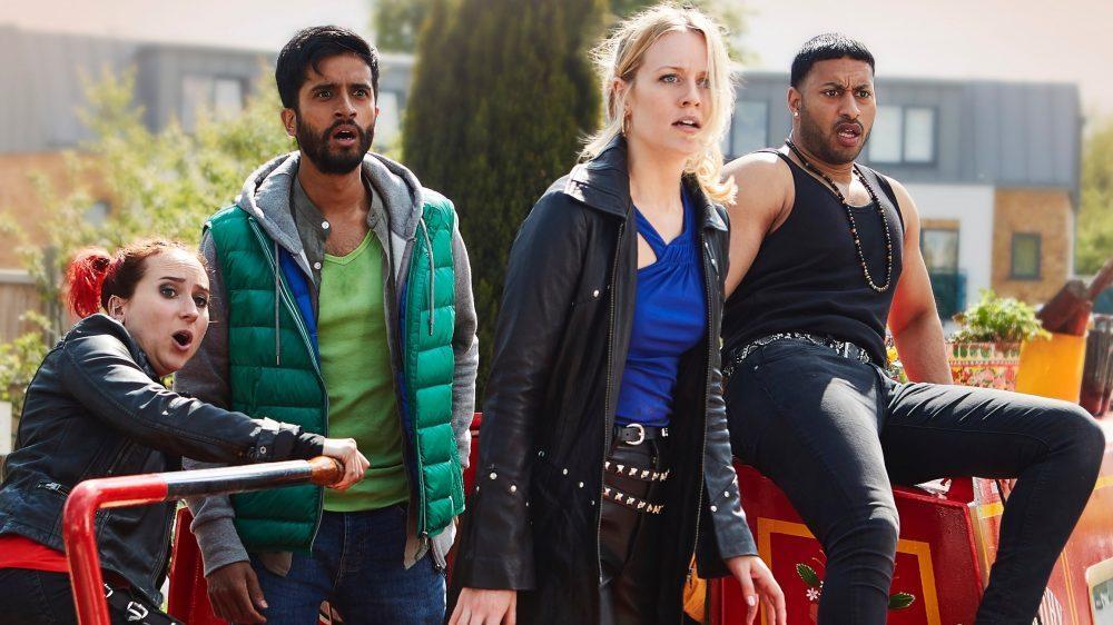 "Hulu Flees the Undead On the UK ""Zomboat!"""