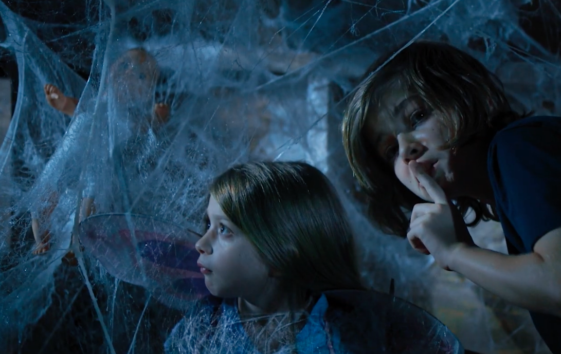 Scared of Spiders? The 'Itsy Bitsy' Trailer Just Might