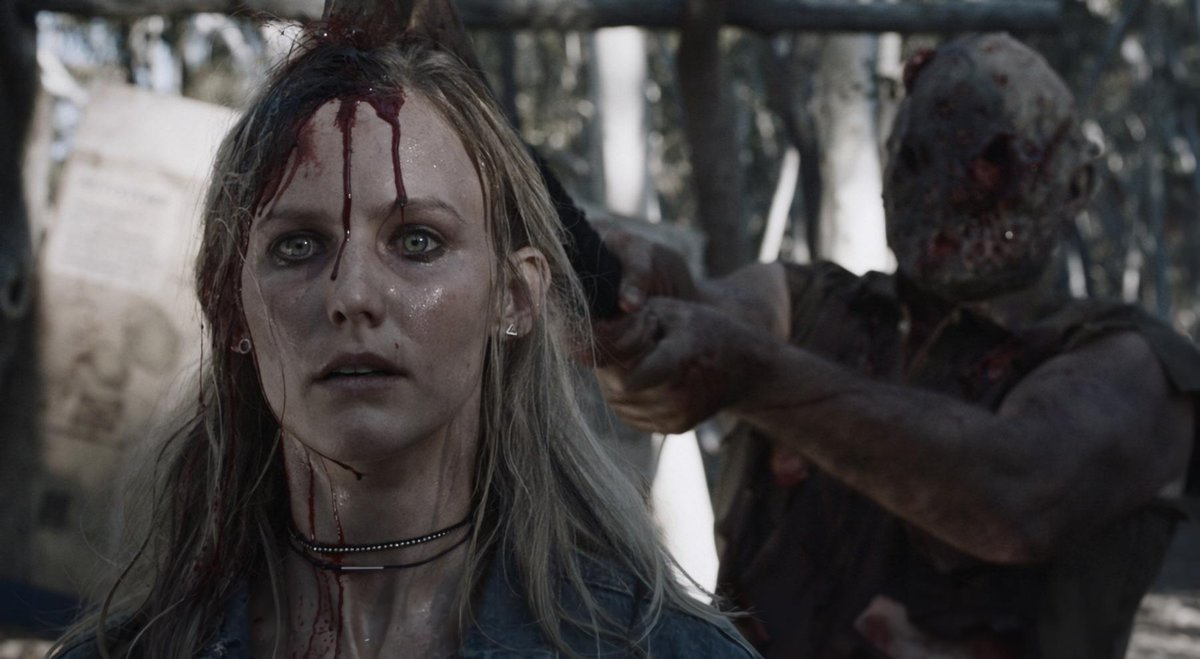 The Furies' Photos Deliver Gory Slasher Goodness! - Bloody