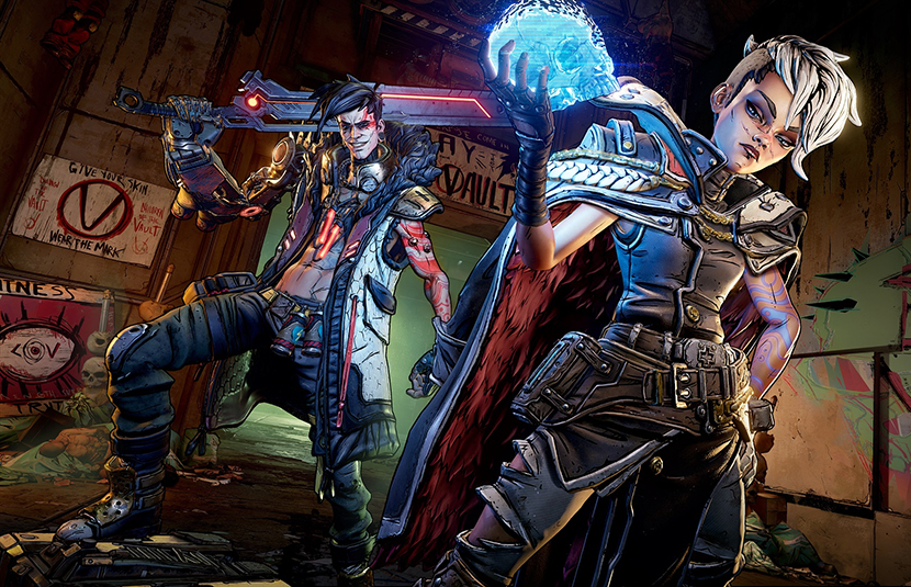'Borderlands 3' Gameplay Footage From E3 Reveals Character Customization, New Locales And More
